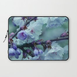 blueberry blossoms Laptop Sleeve