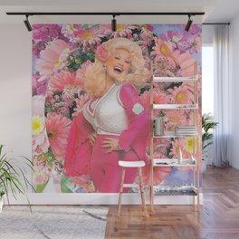 Dolly Parton Saint Dolly Wall Mural
