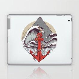 Smooth Sailing Laptop & iPad Skin