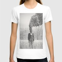 anxiety T-shirts featuring Anxiety by Alex Gregory Mears