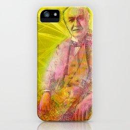 Edison iPhone Case