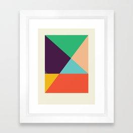 Golden State — Matthew Korbel-Bowers Framed Art Print