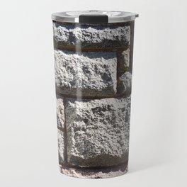 Stone Cladding Travel Mug