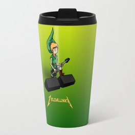Zelda llinka - Green Link Travel Mug