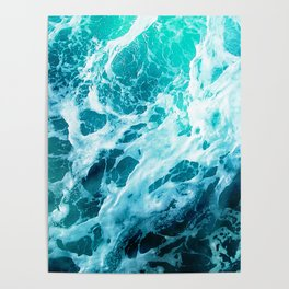 Out there in the Ocean Poster