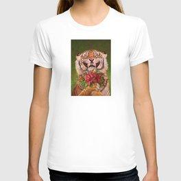07. Christmas Tiger T-shirt