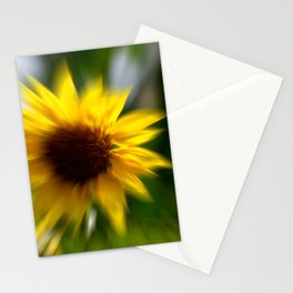 Sun in love Stationery Cards