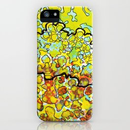 6, Inset A iPhone Case