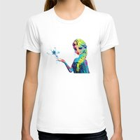 frozen elsa T-shirts featuring Elsa by lauramaahs