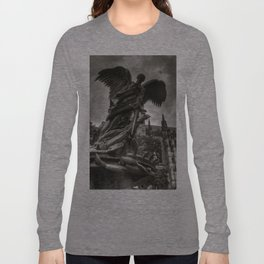 Angel with a sword Long Sleeve T-shirt