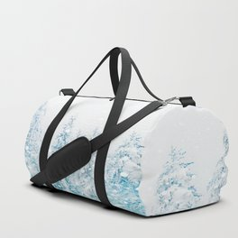 Snowy Pines Duffle Bag