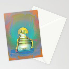 PAWN / White / Chess Stationery Cards