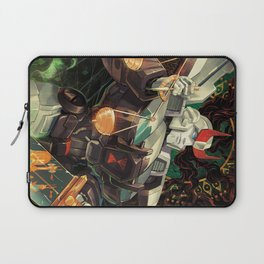 Weight of Justice Laptop Sleeve