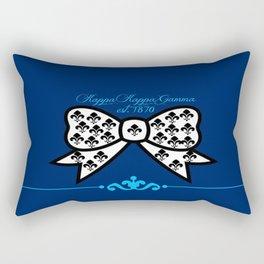 Kappa Kappa Gamma Bow Rectangular Pillow