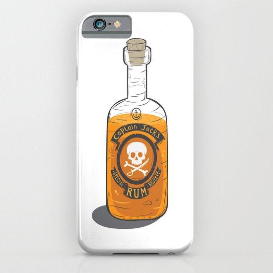 Captain Jack's Special Rum Reserve iPhone & iPod Case