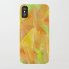 Tulip Fields #108 iPhone X Slim Case