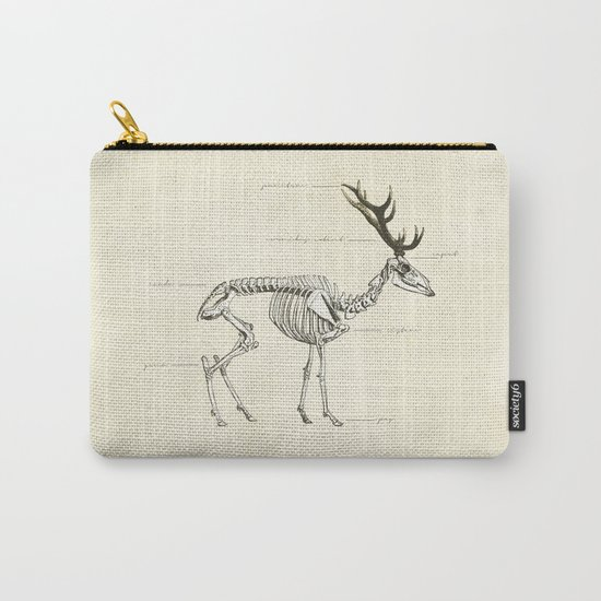 Death of the Red Tail Carry-All Pouch