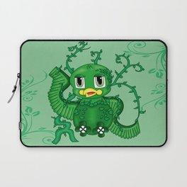 Poison Ivy Bird Laptop Sleeve