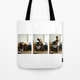 Armoret Laundry Tote Bag