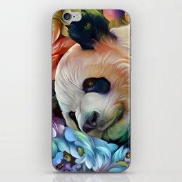 Sweet Panda iPhone Skin