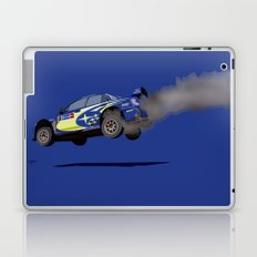 SUBARU IMPREZA WRX RALLY Laptop & iPad Skin