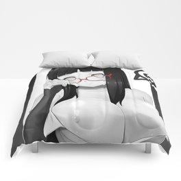 Naruto Hinata - Hyuga Uzumaki Comforters