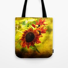 Sunflowers Lament Tote Bag
