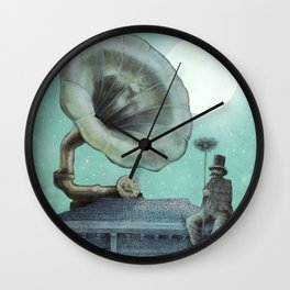The Chimney Sweep Wall Clock