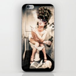 Another Saturday Night iPhone Skin