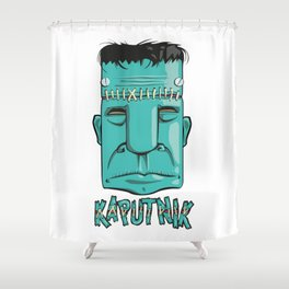 Dr. Kaputnik Shower Curtain