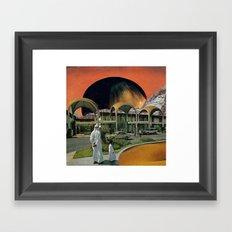 Darkslide  Framed Art Print