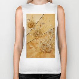 Blooming Tea Biker Tank
