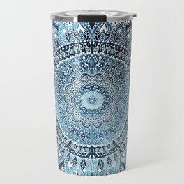 MANDALIKA INDIGO Travel Mug
