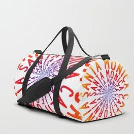Santa Monica California II Duffle Bag