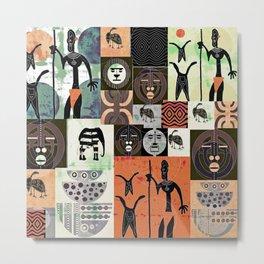 KABILA I Metal Print