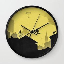 Movie Poster - Art Wall Clock