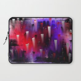Lifeblood - Abstract Laptop Sleeve