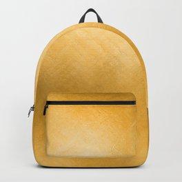 Old Yellow Orange  Backpack