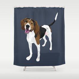 Doc Shower Curtain