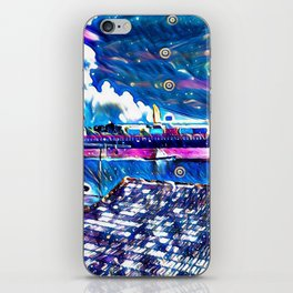 Midnight On The Bay iPhone Skin