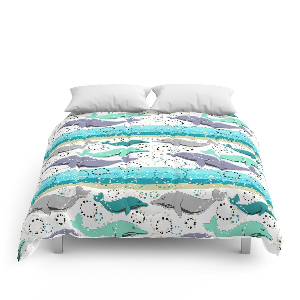 Dolphin_Swim_Comforter