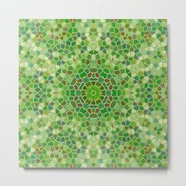 Mosaic 4b Metal Print