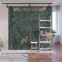 William Morris Greenery Tapestry Wall Mural