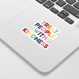 tpwk rainbow Sticker