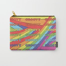 Extra Groovy Carry-All Pouch