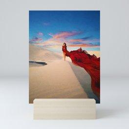 Sand Magus Mini Art Print