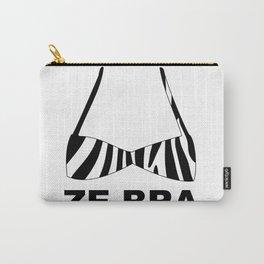 Ze-bra Carry-All Pouch