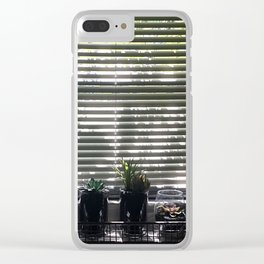 Take Me to Nature Clear iPhone Case