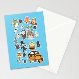 studio ghibli Stationery Cards