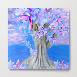 TREE OF HOPE Metal Print